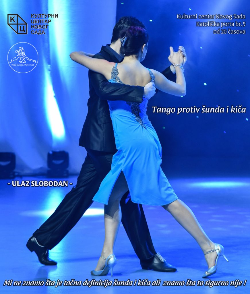 Tango protiv šunda i kiča