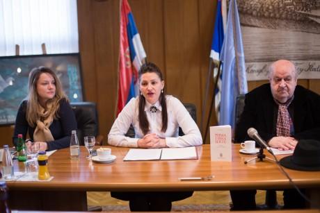 Suncica Markovic, Jelena Crnogorac i Drasko Redjep