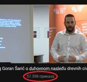 Велика гледаност трибинског програма на Youtube каналу КЦНС-а!