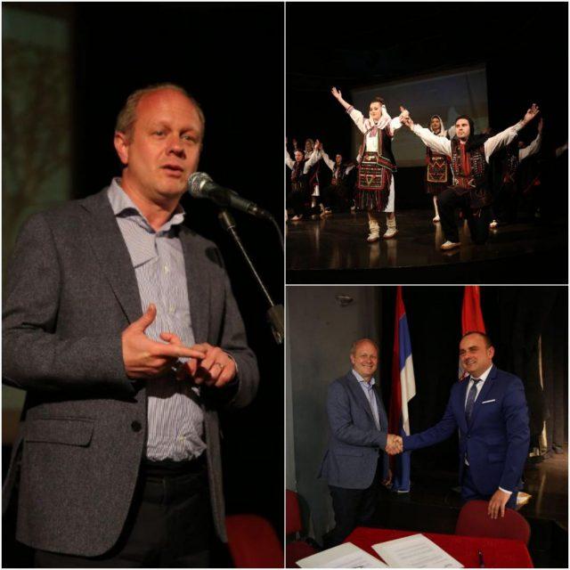 Потписан споразум о сарадњи између КЦНС и Културног центра Источно Ново Сарајево
