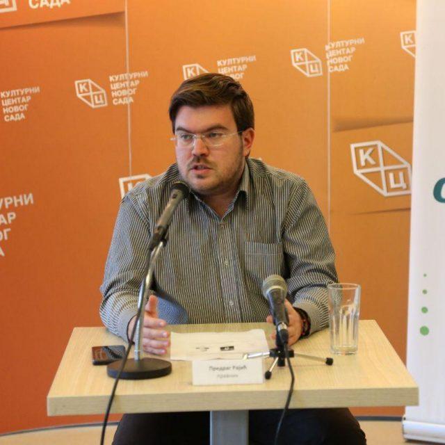 """Одржана трибина """"Председнички избори у Украјини; анализа резултата"""""""