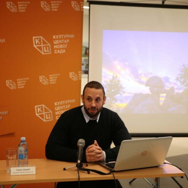"""Предавање Горана Шарића на тему """"Мегалити Балкана"""" на Јутјуб каналу КЦНС"""